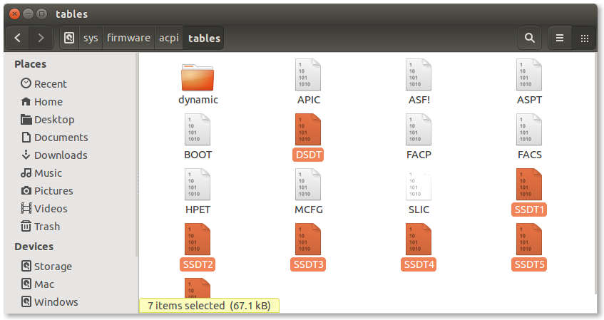 patching the DSDT - Linux/ACPI - Linux/ACPI Overview