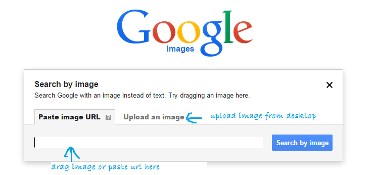 HOW TO FIND THE LOCATION OF AN IMAGE
