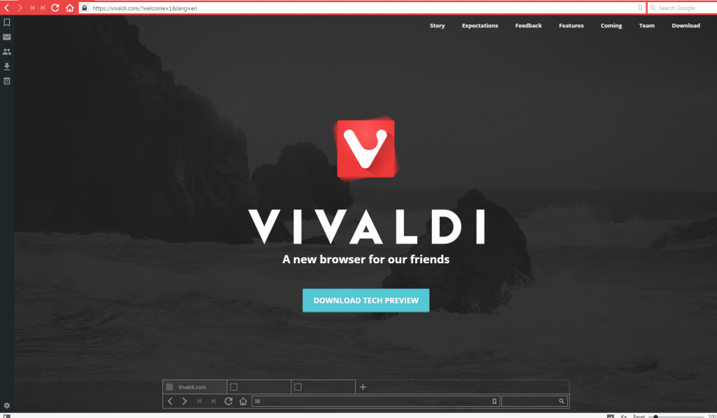 Install Vivaldi Web Browser In Ubuntu