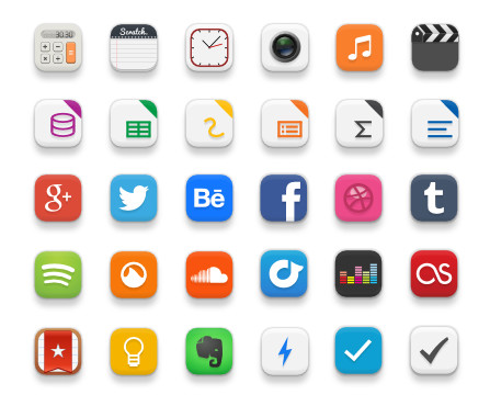 Top 5 Icon Themes For Linux 2015 - Attabot
